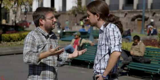 Entrevista de Jordi Évole a Pablo Iglesias