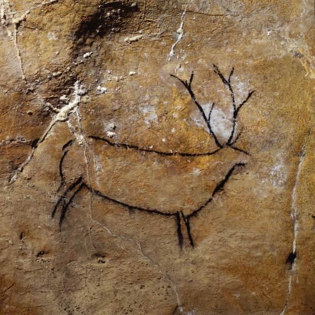 Cueva de las Chimeneas (Cantabria)