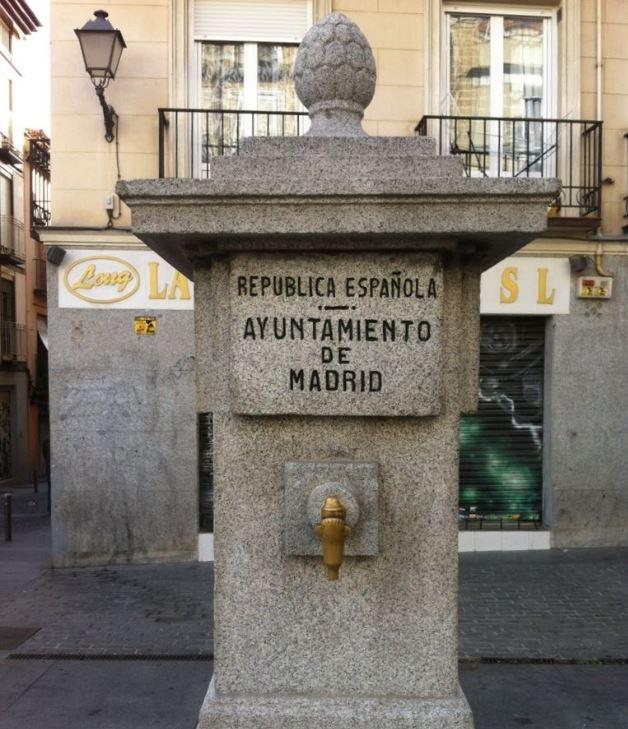 Fuente de Cabestreros (Madrid)